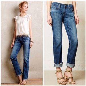 Adriano Goldschmied AG The Tomboy Jeans - Size 29R